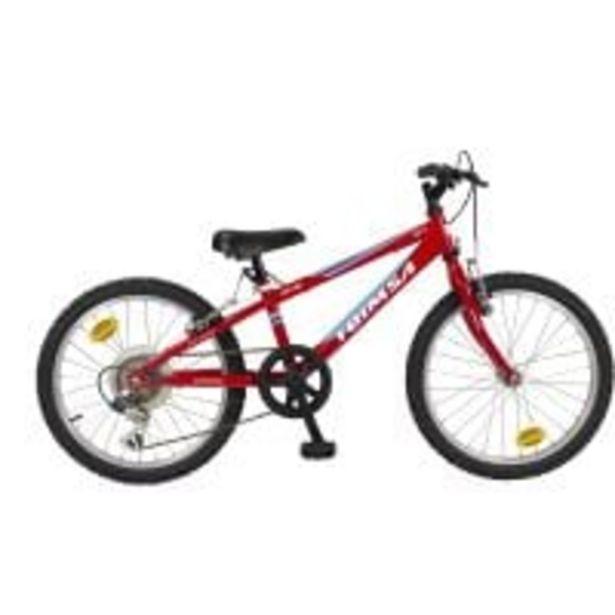 Ofertă Bicicleta Toimsa, 20 inch, MTB, Red, 6V 749,99 lei