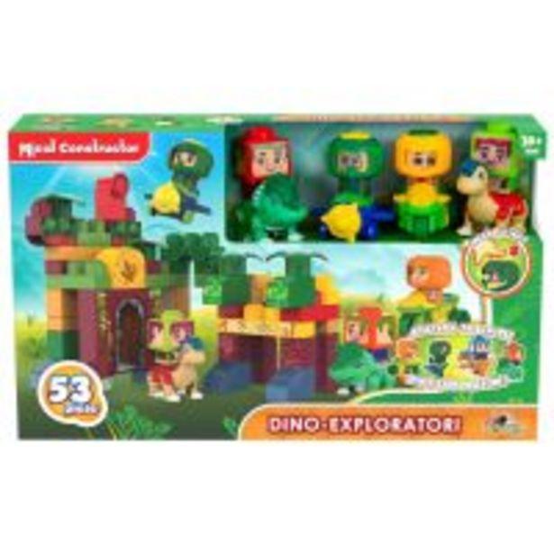 Ofertă Dino-exploratori, Micul Constructor 103,99 lei