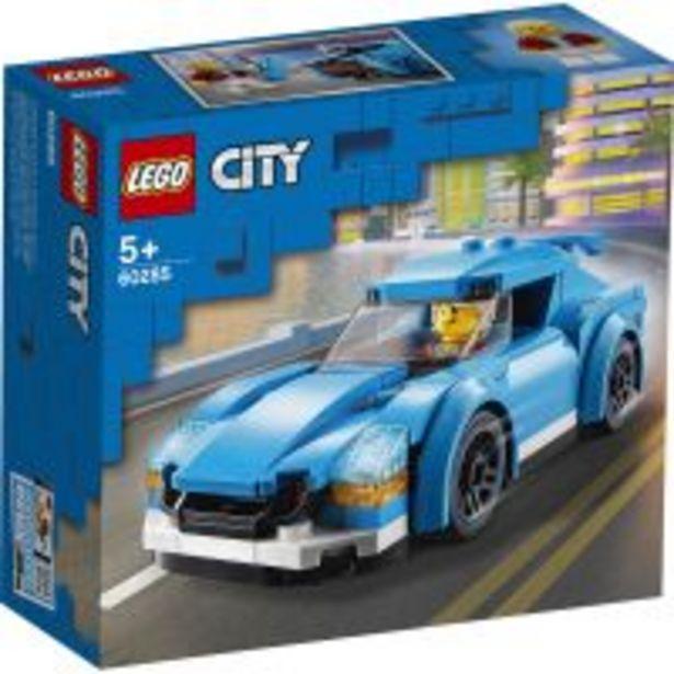 Ofertă LEGO® City - Masina sport (60285) 44,99 lei
