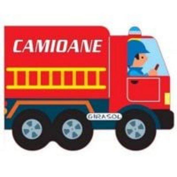 Ofertă Carte Girasol - Vehicule cu motor - Camioane 29,99 lei