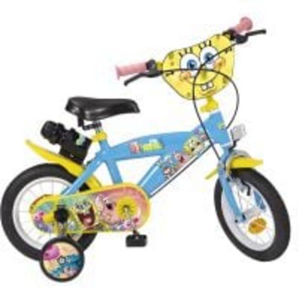 Ofertă Bicicleta Sponge Bob, 12 inch 599,99 lei