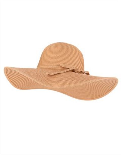 Ofertă Femei Pălărie de vară - funde aplicate 19,99 lei