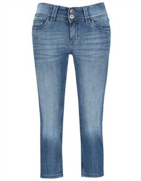 Ofertă Femei Pantaloni Capri - bleached denim 49,99 lei
