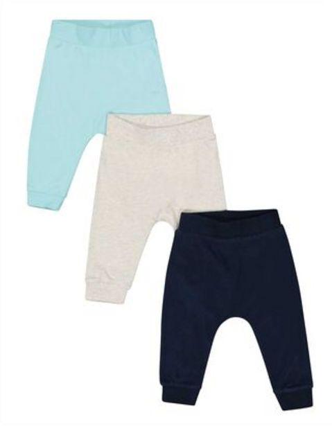 Ofertă Nou nascut Pantaloni sport - betelie elastică 29,99 lei