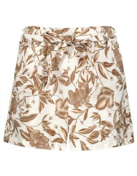Ofertă Femei Pantaloni scurţi - imprimeu floral 39,99 lei