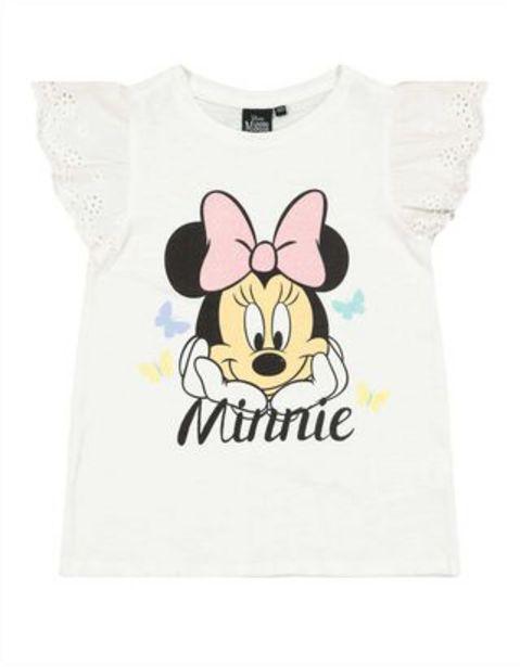 Ofertă Fete Tricou - Minnie Mouse 19,99 lei