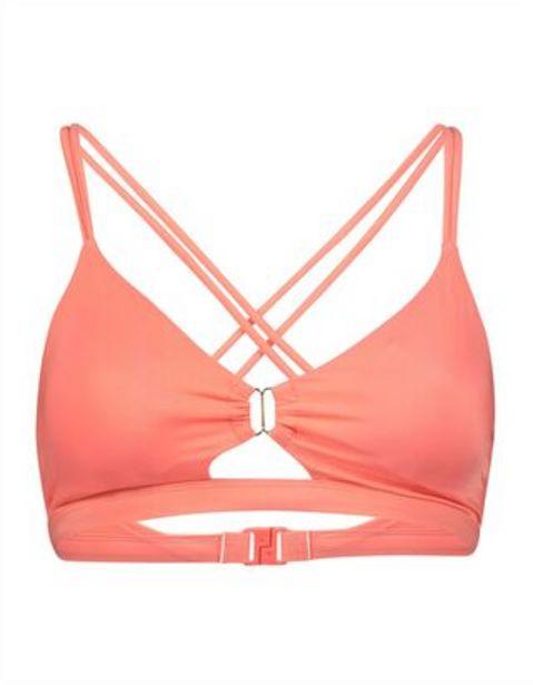 Ofertă Femei Sutien bikini - detalii metalice 49,99 lei