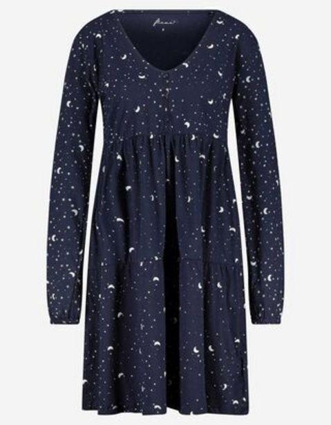 Ofertă Femei cămaşă de noapte - Imprimeu cu stele 59,99 lei