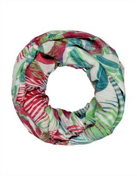 Ofertă Femei Şal circular - imprimeu floral 12,99 lei