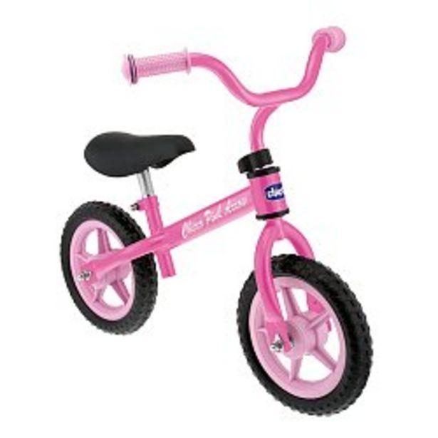 Ofertă Bicicleta pentru copii fara pedale Chicco Pink Arrow (roz), 2-5 ani 499 lei