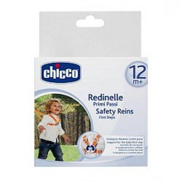 Ofertă Hamuri de siguranta pentru bebelusi Chicco, portocaliu 55,25 lei