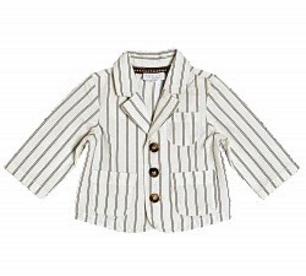 Ofertă Jacheta Chicco, alb cu maro, 84281 99,95 lei