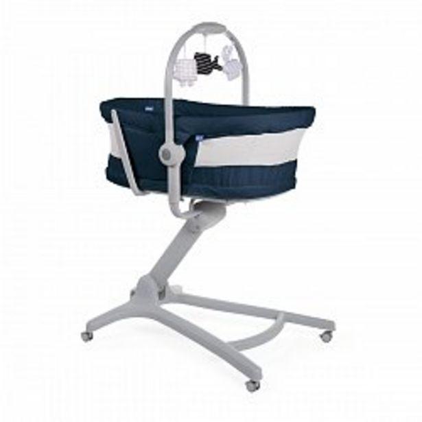 Ofertă Cosulet multifunctional 4 in 1 Chicco Baby Hug AIR, IndiaInk (Albastru), 0luni+ 1257,15 lei