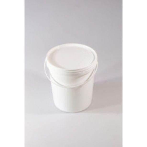 Ofertă Galeata Muratura Rotunda Capac 5l • Plastiking 9,5 lei