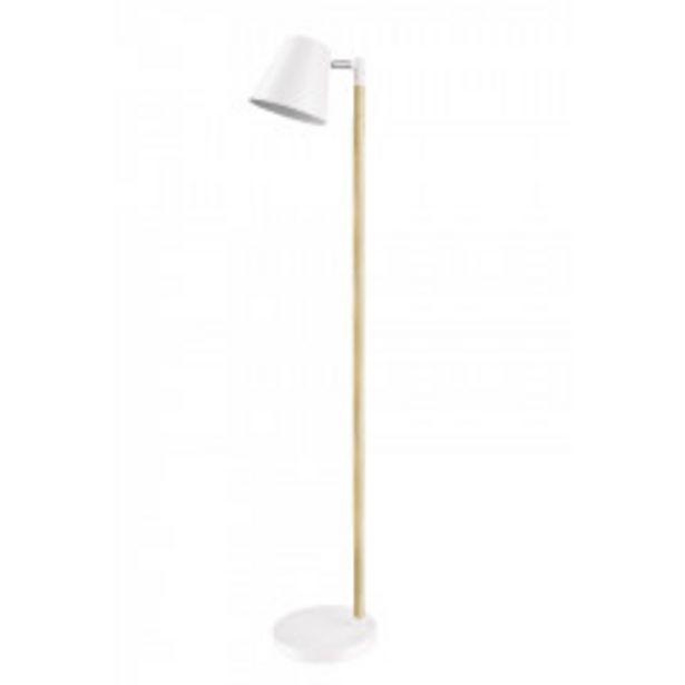 Ofertă Lampadar Minge De Golf, Alb, 1 X (e14), Ip20 • Goodhome Mulanje 220 lei