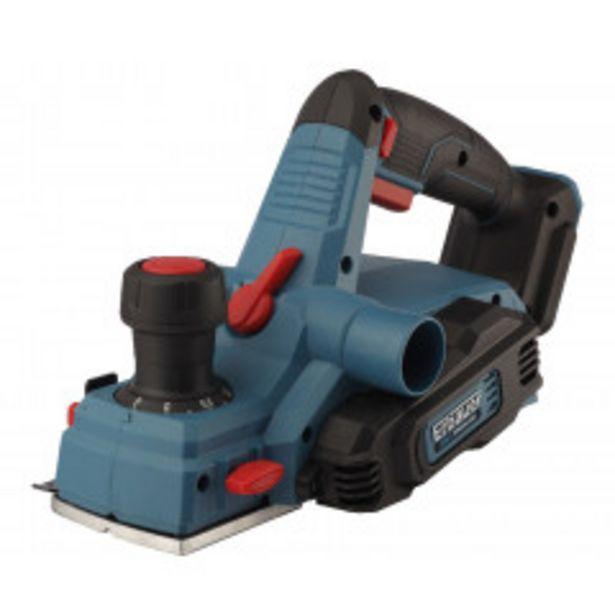 Ofertă Rindea Electrica 18v Erbauer 299 lei