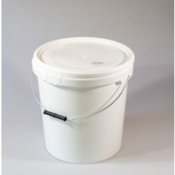 Ofertă Galeata Muratura Rotunda Capac 20l • Plastiking 33 lei
