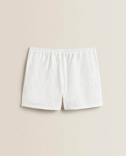 Ofertă Pantaloni Scurți Seersucker 99,9 lei