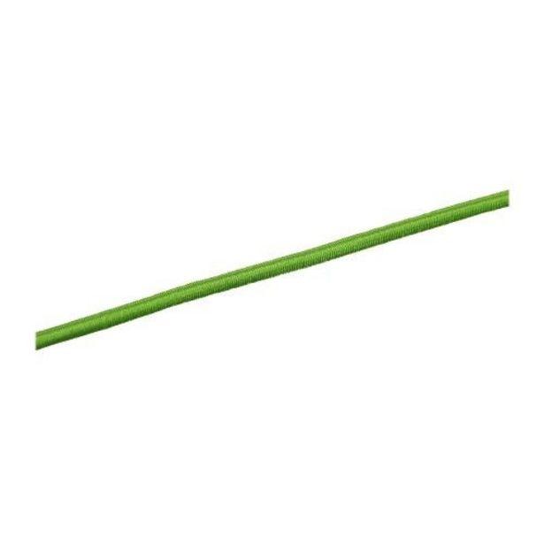 Ofertă Coarda elastica Standers, poliester, Ø 4 mm, rezistenta max 10 kg, verde, la metru 1,42 lei