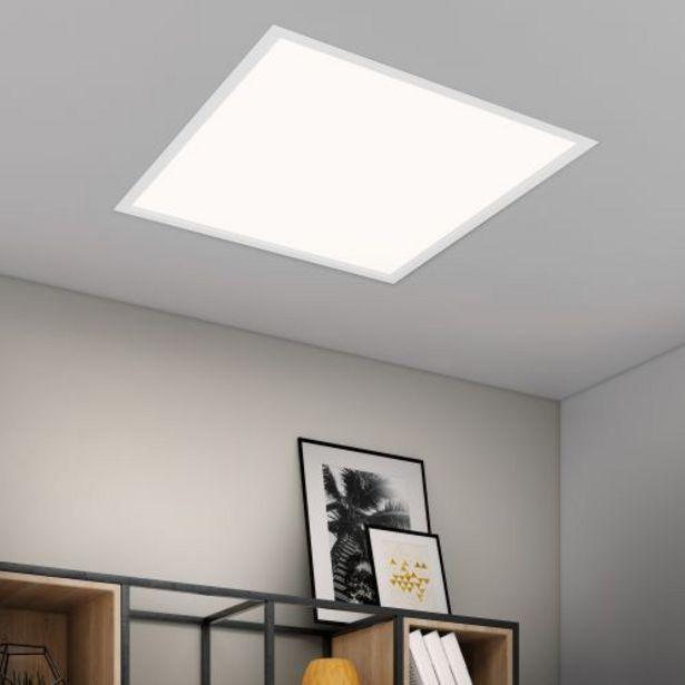 Ofertă Panel LED Anvik, 60x60cm, 4000 lumeni, 4000k, IP20, alb