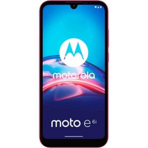 Ofertă Telefon MOTOROLA Moto E6i, 32GB, 2GB RAM, Dual SIM, Electric Pink 409,9 lei