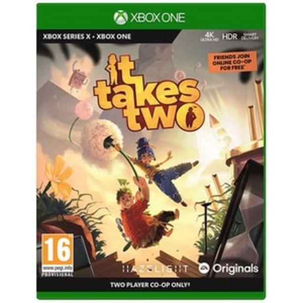 Ofertă It Takes Two Xbox One 98,72 lei