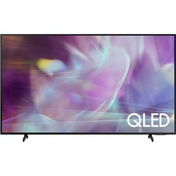 Ofertă Televizor QLED Smart SAMSUNG 55Q60A, Ultra HD 4K, HDR, 138 cm 3188,9 lei