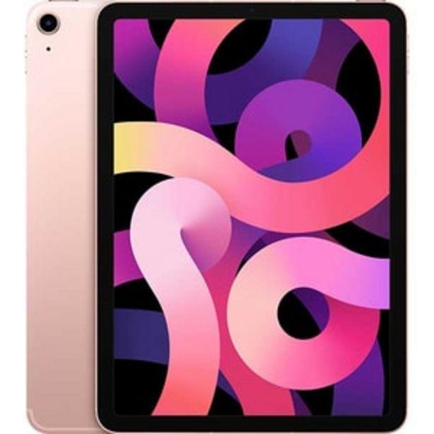 "Ofertă Tableta APPLE iPad Air 4, 10.9"", 64GB, Wi-Fi + 4G, Rose Gold 3499,99 lei"