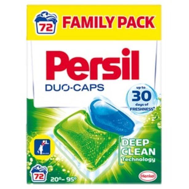 Ofertă Detergent capsule PERSIL Duo-Caps Universal, 72 spalari 65,47 lei