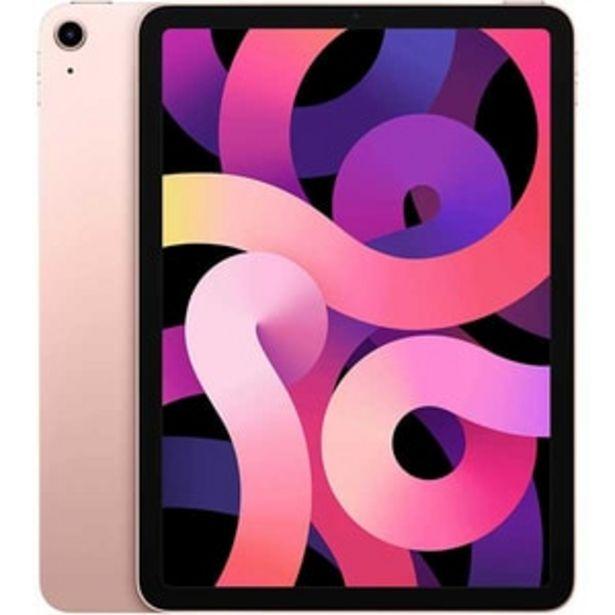 "Ofertă Tableta APPLE iPad Air 4, 10.9"", 64GB, Wi-Fi, Rose Gold 2789,9 lei"