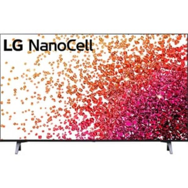 Ofertă Televizor NanoCell Smart LG 43NANO753PR, Ultra HD 4K, HDR, 108 cm 2239,89 lei