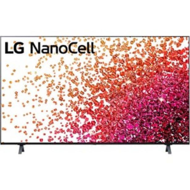 Ofertă Televizor NanoCell Smart LG 55NANO753PR, Ultra HD 4K, HDR, 139 cm 2899,9 lei