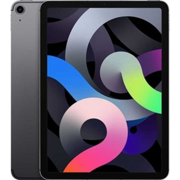 "Ofertă Tableta APPLE iPad Air 4, 10.9"", 64GB, Wi-Fi + 4G, Space Grey 3699,9 lei"