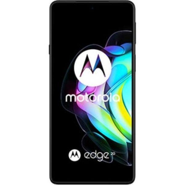 Ofertă Telefon MOTOROLA Edge 20 5G, 128GB, 8GB RAM, Dual SIM, Frosted Grey 1999,9 lei