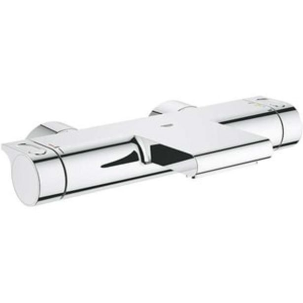 Ofertă Baterie cada-dus GROHE Grohtherm 2000 34174001, termostat, metal, crom 1349,93 lei
