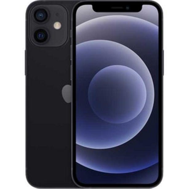 Ofertă Telefon APPLE iPhone 12 mini 5G, 64GB, Black 2999,9 lei