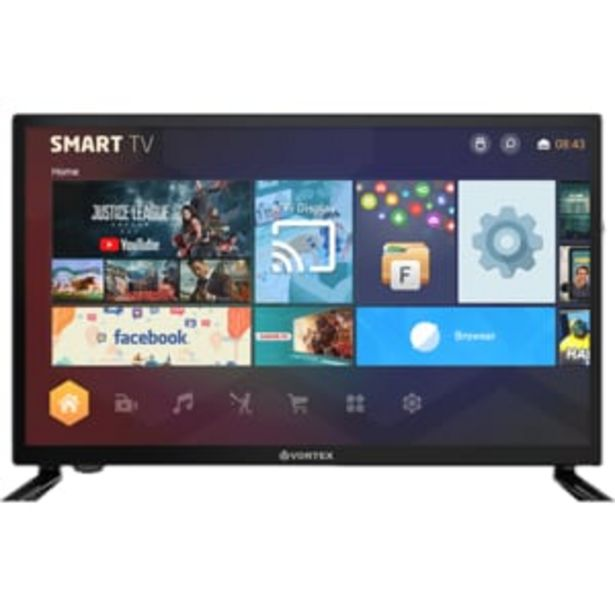 Ofertă Televizor LED Smart VORTEX V24TPHDE1S, HD, 61 cm 688,42 lei