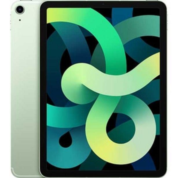 "Ofertă Tableta APPLE iPad Air 4, 10.9"", 256GB, Wi-Fi + 4G, Green 4299,99 lei"