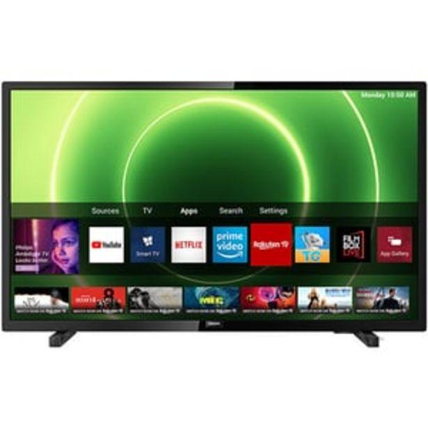 Ofertă Televizor LED Smart PHILIPS 32PHS6605/12, HD, HDR10, 80cm 1169,9 lei